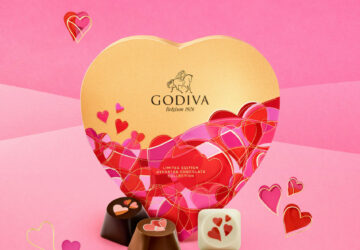 Godiva Chocolatier All Your Heart