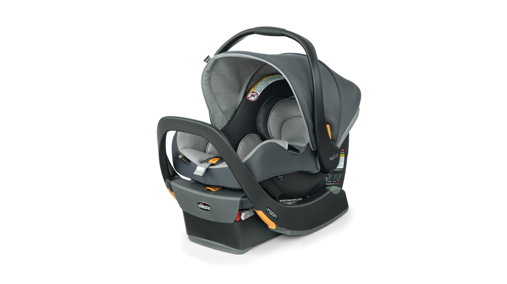Chicco KeyFit 35 ClearTex