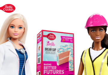Betty Crocker x The Barbie Dream Gap Project