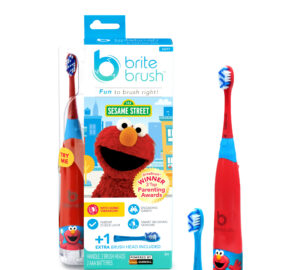 BriteBrush Elmo