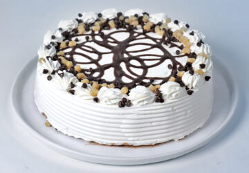 Carvel Cookie Dough Ice Cream Cake