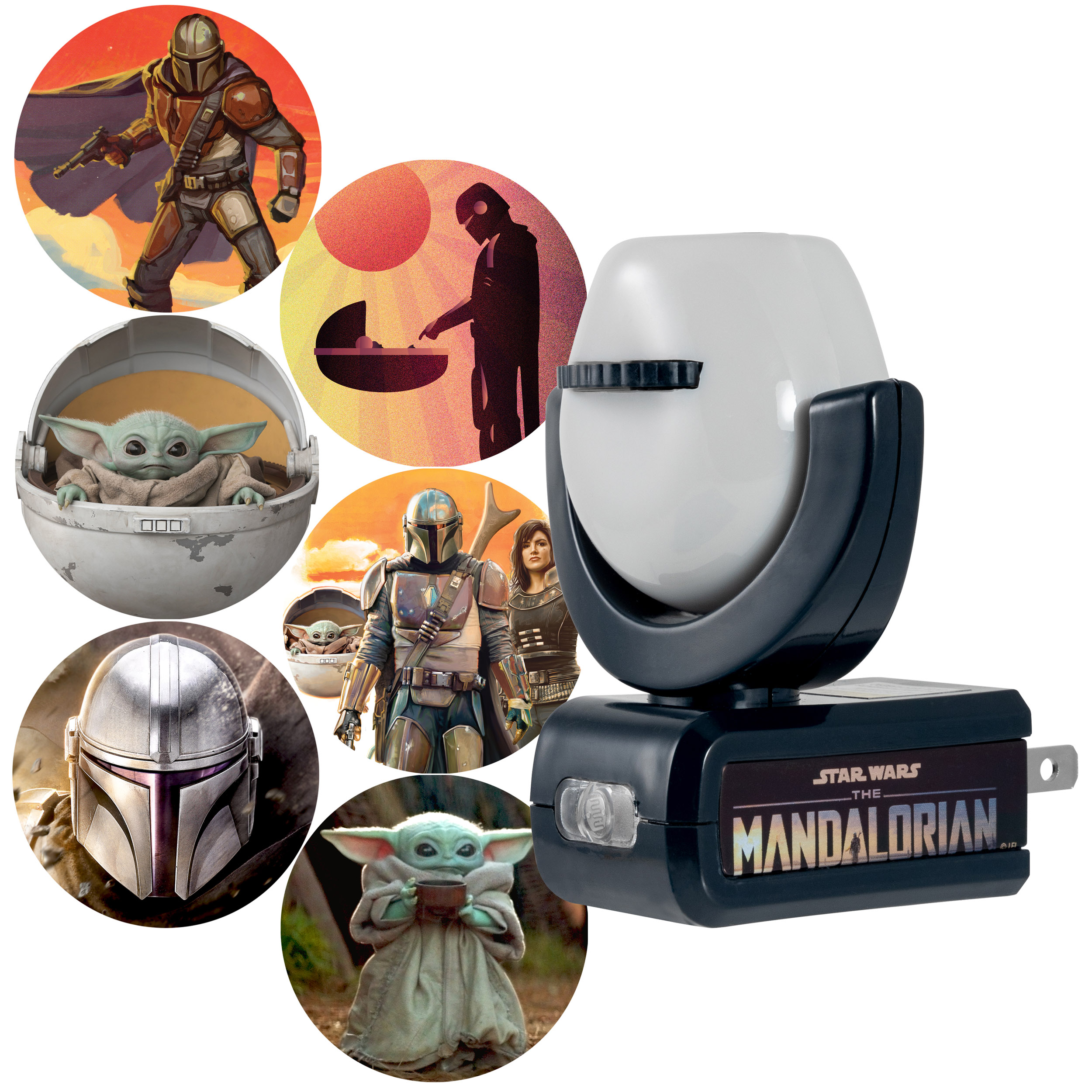 Mandalorian Projectable