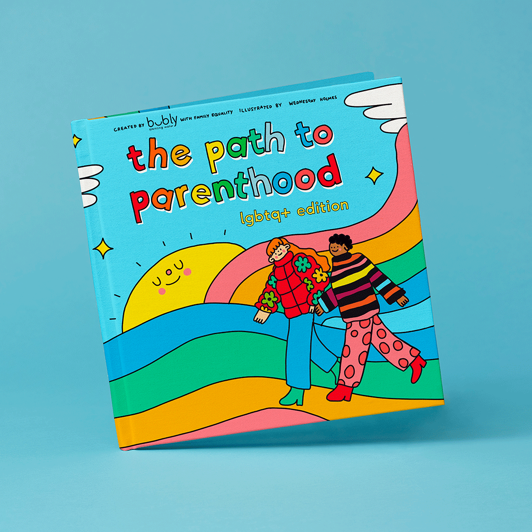 path to parenthood book cover